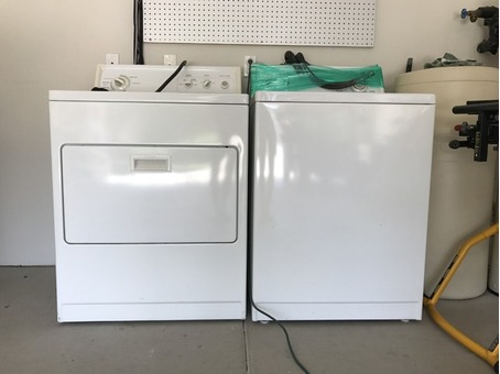 Washer + Dryer combo
